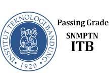 passing grade itb snmptn