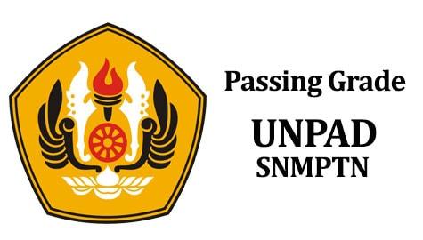 passing grade unpad snmptn
