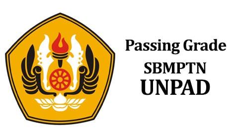 passing grade sbmptn unpad