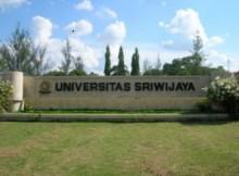 Passing Grade SBMPTN Universitas Sriwijaya