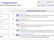 Pendaftaran STAN