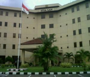 Pendaftaran Sekolah Tinggi Ilmu Administrasi (STIA)