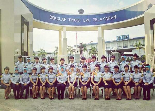 Image result for Pendidikan Sekolah Tinggi Ilmu Pelayaran (STIP) Jakarta