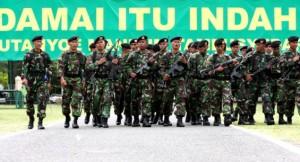 Syarat Pendaftaran TNI