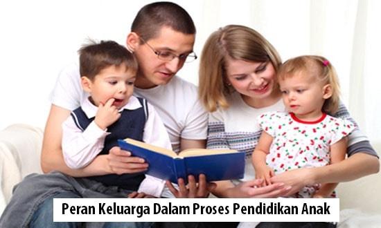 Peran Keluarga Dalam Proses Pendidikan Anak