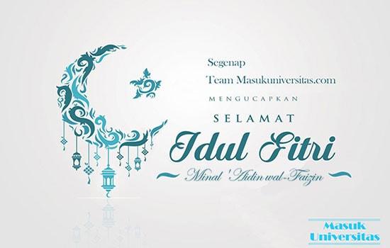 Ucapan Selamat Hari Raya Idul Fitri 2019 Unik Terbaru