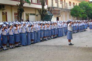 SMA swasta terbaik di Jakarta