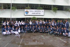 SMA Negeri Terbaik di Jakarta. Ini Daftarnya Guys