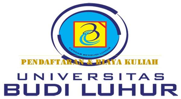 Universitas Budi Luhur, Pendaftaran dan Biaya Kuliah