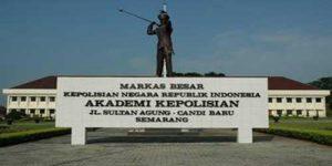 Akademi Kepolisian di Semarang