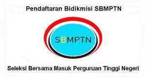 Bidikmisi SBMPTN