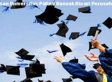 Jurusan Universitas Paling Banyak Dicari Perusahaan
