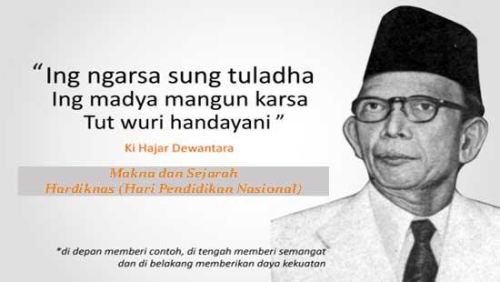 Makna dan Sejarah Hardiknas (Hari Pendidikan Nasional)