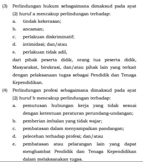 Pasal 2 Permendikbud Nomor 10 2017 lanjutan kedua