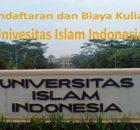 Universitas Islam Indonesia Pendaftaran dan Biaya Kuliah UII