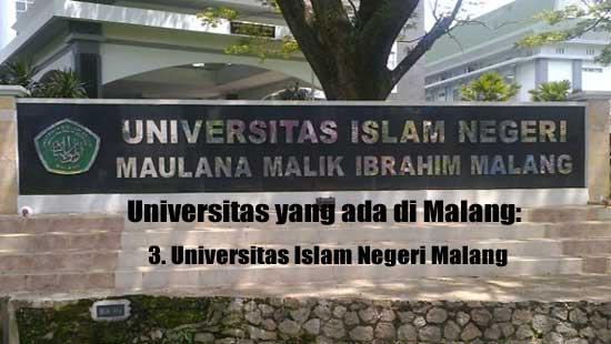 Universitas Islam Negeri Malang