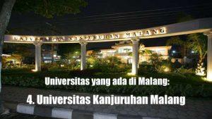 Universitas Kanjuruhan Malang