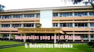 Universitas Merdeka