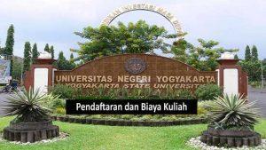 Universitas Negeri Yogyakarta Pendaftaran dan Biaya UNY