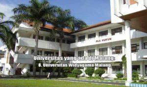 Universitas Widyagama Malang