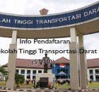 Sekolah Tinggi Transportasi Darat