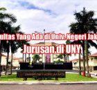 Jurusan di UNJ