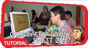 Cara Mendaftar SM3T
