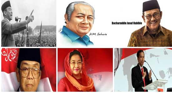Kutipan Ucapan Presiden Indonesia di Hari Kemerdekaan Indonesia