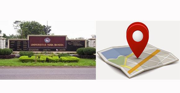 Alamat Universitas Nusa Bangsa