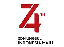 logo hut ri 2019