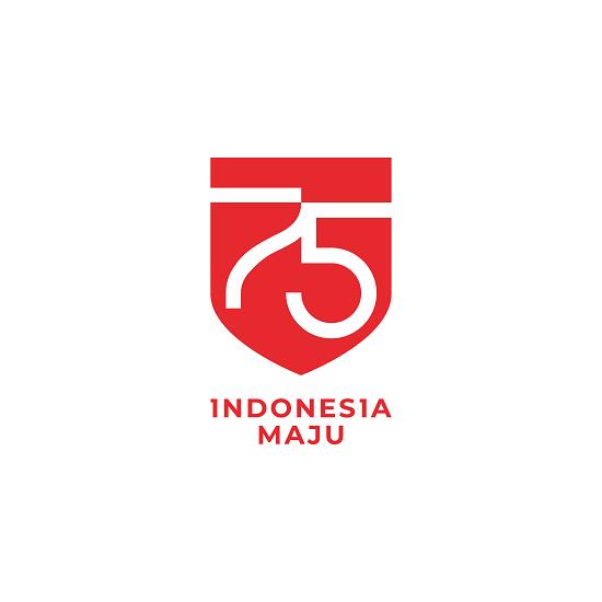 logo vertikal background putih hut ri 2020 indonesia maju