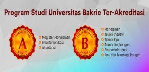 program studi UB terakreditasi