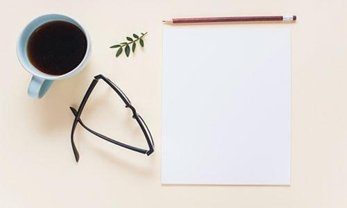 ucapan idul fitri untuk guru melalui tulisan tangan