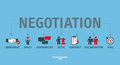 contoh teks negosiasi sampai kesepakatan bersama