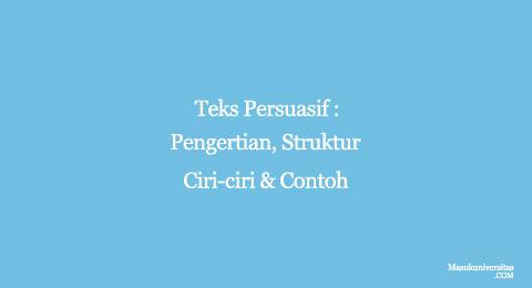 persuasif teks