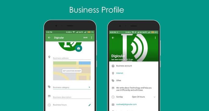 Atur Akun WhatsApp Bisnis Anda