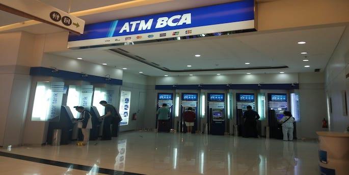 Biaya Transfer Melalui ATM BCA