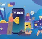 cara daftar m-banking bca
