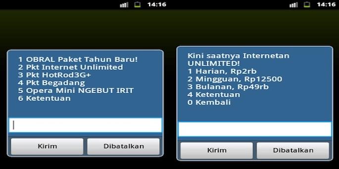 Cara Daftar Paket Internet Unlimited XL Axiata