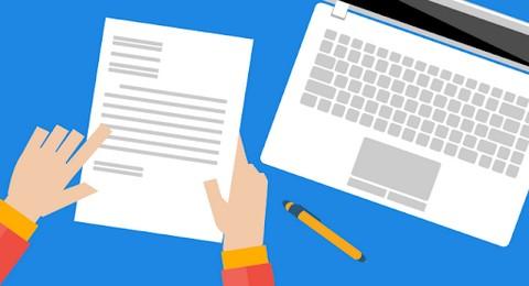 Cara Membuat Surat Keterangan Kerja