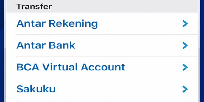 Cara Transfer BCA Virtual Account