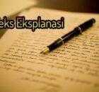 Contoh Teks Eksplanasi [15++ Contoh] | Masukuniversitas