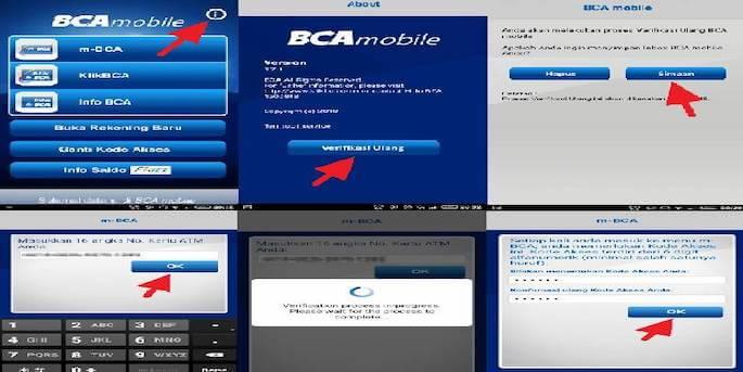 Lakukan Verifikasi Ulang Untuk Atasi BCA Mobile Tidak Bisa Verifikasi