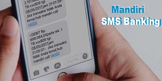 Limit Untuk Transaksi via SMS Banking Mandiri