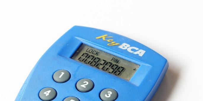 Minta Token BCA (KeyBCA) di Kantor Cabang