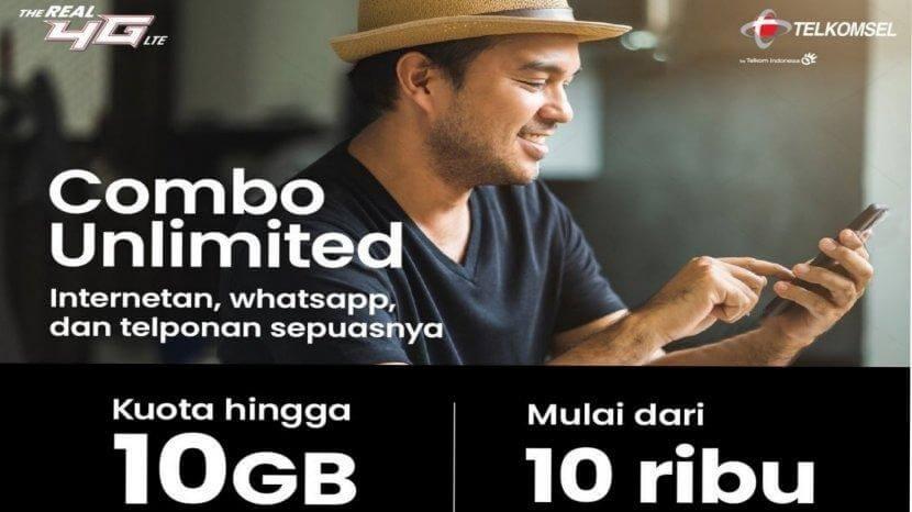 Paket Simpati Combo 10 GB