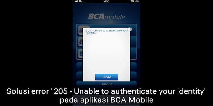 Penyebab BCA Mobile Tidak Bisa Verfikasi di HP