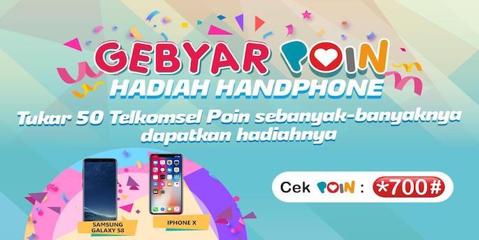 Reward Poin Telkomsel