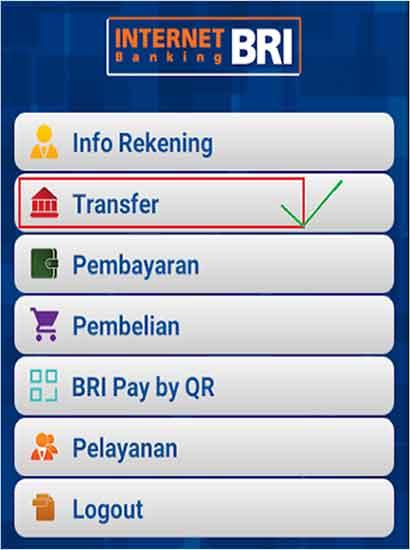 cara-transfer-melalui-ib-internet-banking-bri