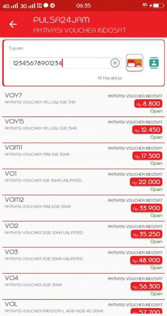 Cara Mengisi Voucher Indosat Im3 Ooredoo Anti Gagal